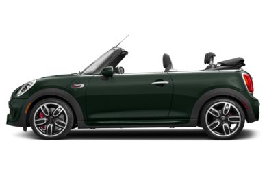 90 Degree Profile 2017 MINI Convertible