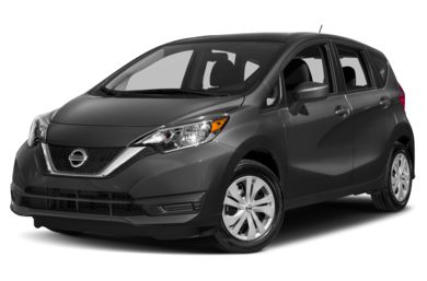 3/4 Front Glamour 2018 Nissan Versa Note