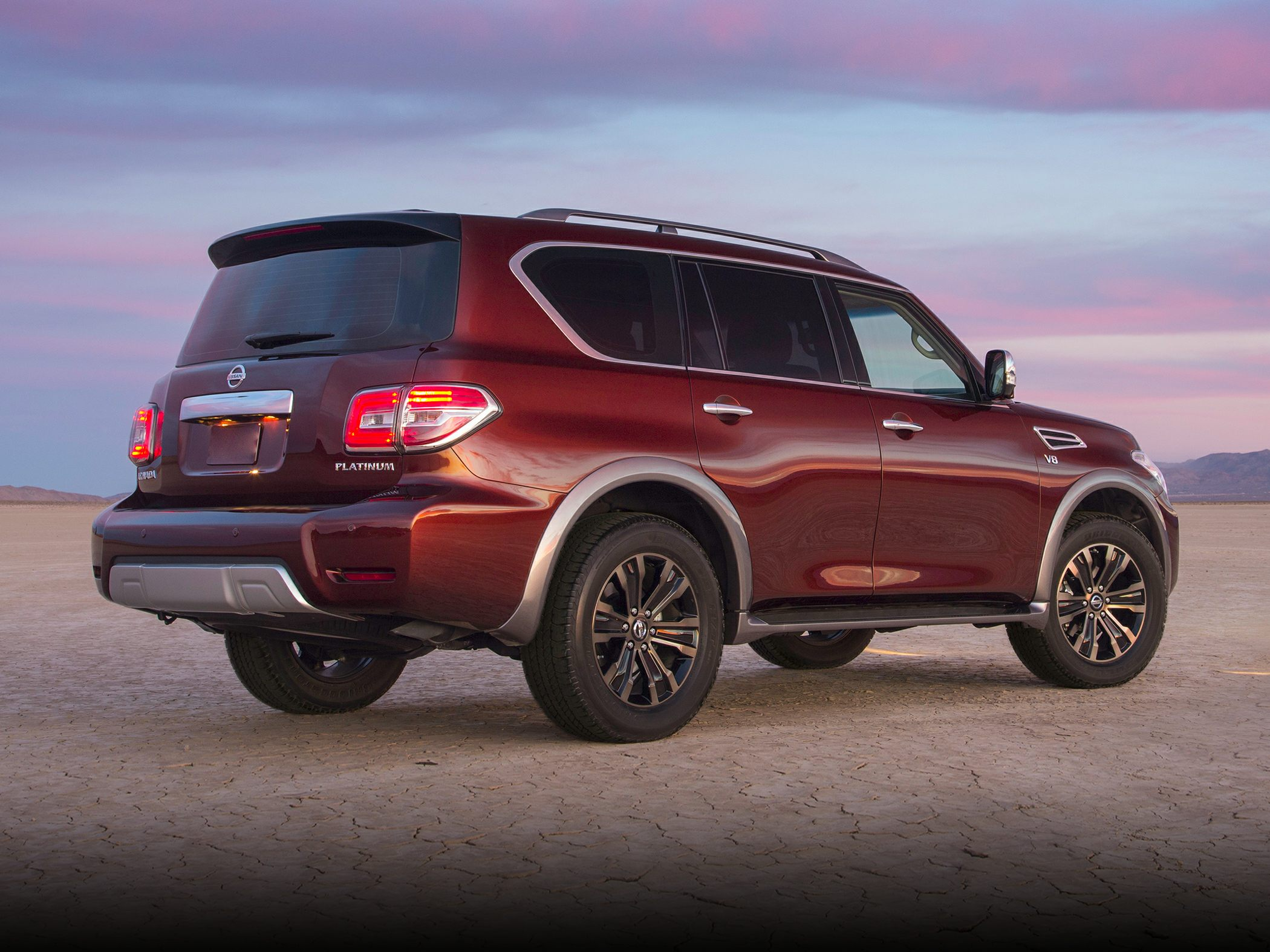 2017 nissan armada deals prices incentives leases overview nissan armada vanachro Images
