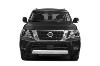 Grille  2017 Nissan Armada