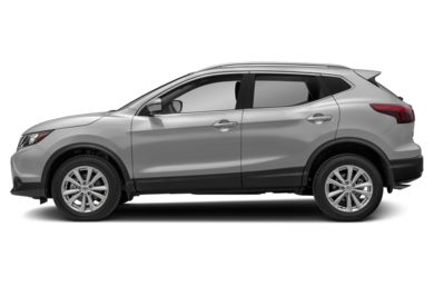 90 Degree Profile 2017 Nissan Rogue Sport