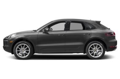90 Degree Profile 2017 Porsche Macan