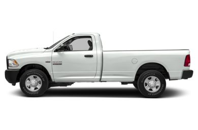 90 Degree Profile 2017 RAM 2500
