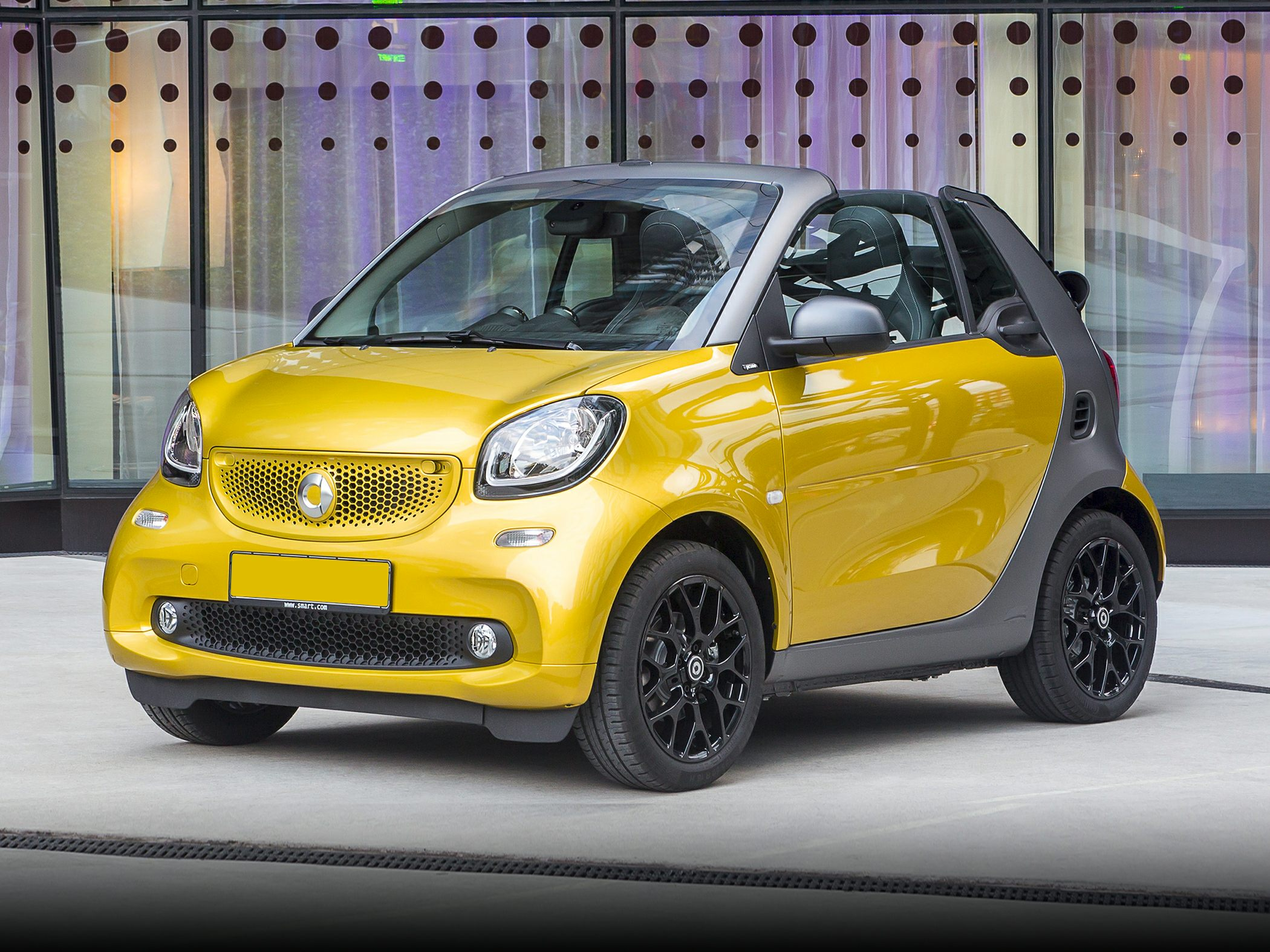 2017 smart fortwo deals prices incentives leases overview carsdirect. Black Bedroom Furniture Sets. Home Design Ideas