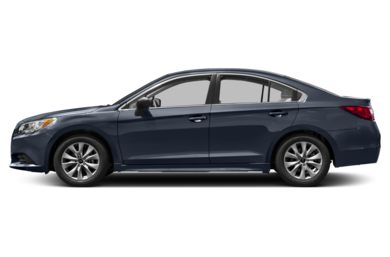 90 Degree Profile 2017 Subaru Legacy
