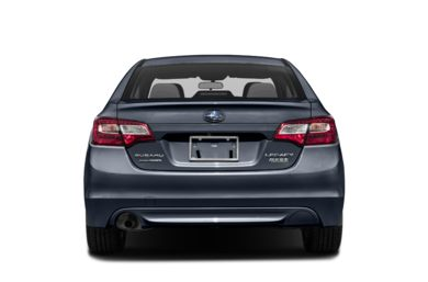 Rear Profile  2017 Subaru Legacy