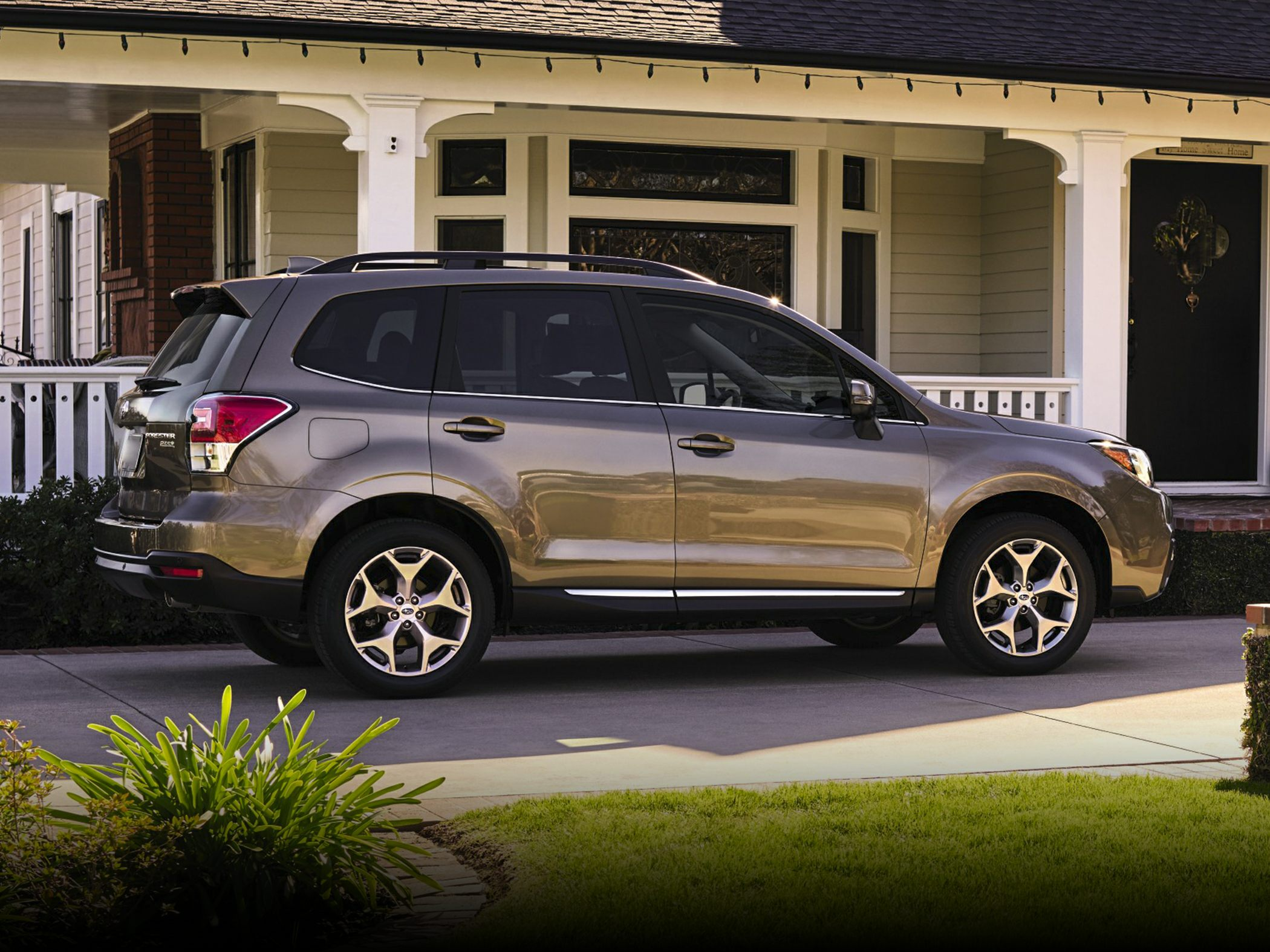 2017 subaru forester styles features highlights. Black Bedroom Furniture Sets. Home Design Ideas