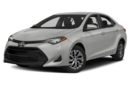 3/4 Front Glamour 2017 Toyota Corolla