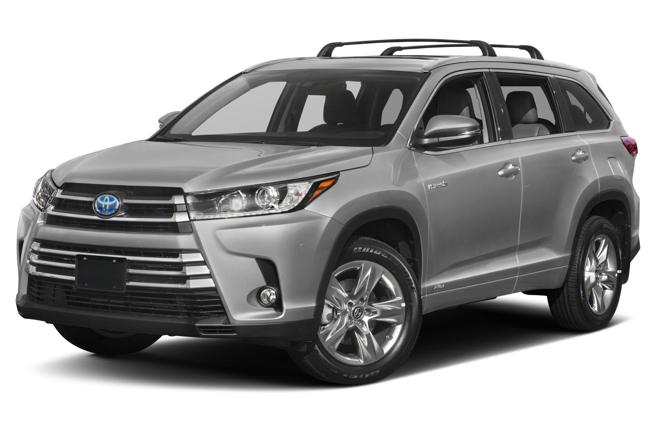2018 Toyota Highlander Hybrid Specs Safety Rating Amp Mpg
