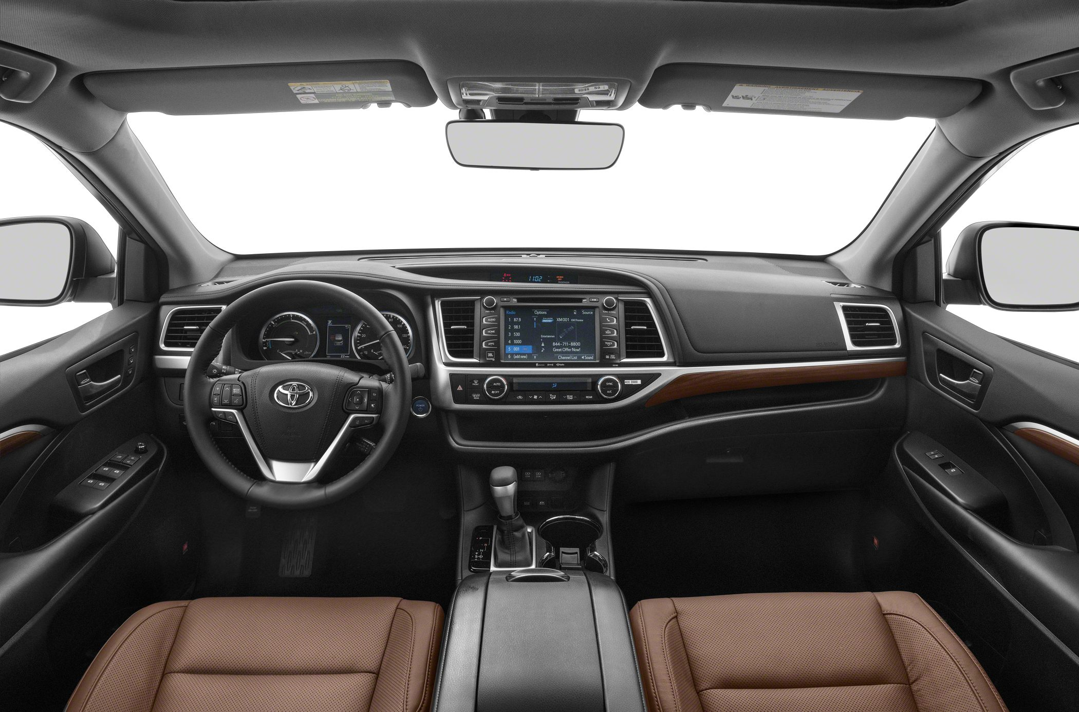 2018 Toyota Highlander Hybrid Pictures & Photos - CarsDirect