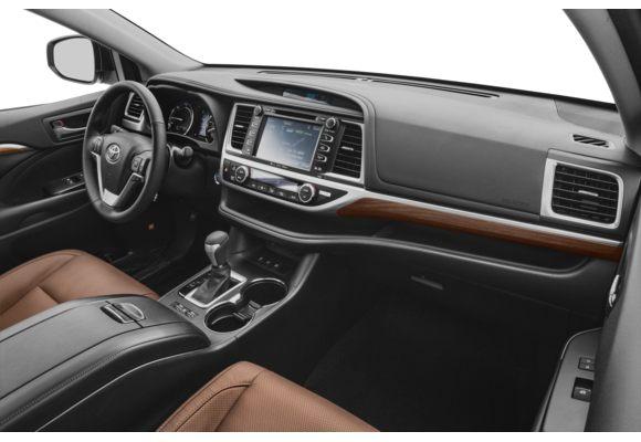 2018 toyota highlander hybrid pictures photos carsdirect - Toyota highlander hybrid interior ...
