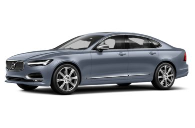 3/4 Front Glamour 2017 Volvo S90