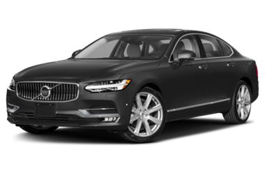 3/4 Front Glamour 2018 Volvo S90