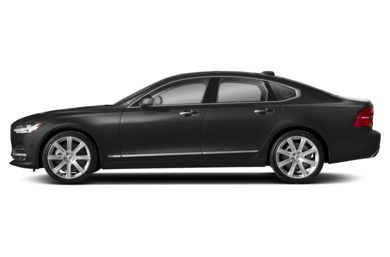 90 Degree Profile 2017 Volvo S90