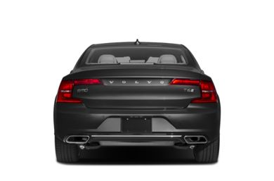 Rear Profile  2018 Volvo S90