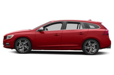 90 Degree Profile 2018 Volvo V60