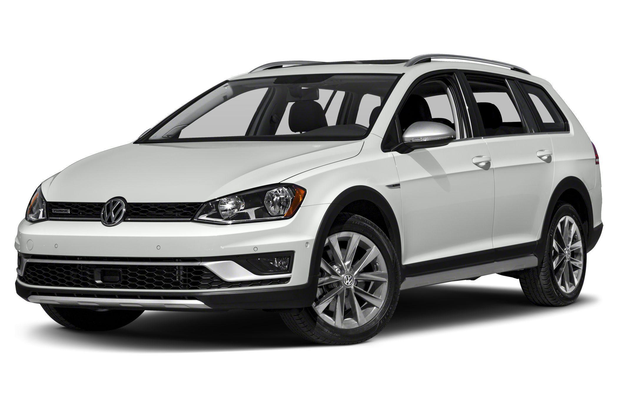 2017 Volkswagen Golf Alltrack Tsi Se >> 2017 Volkswagen Golf Alltrack Specs, Safety Rating & MPG - CarsDirect