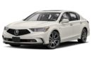 3/4 Front Glamour 2018 Acura RLX
