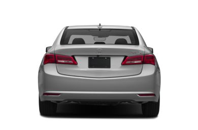 Rear Profile  2018 Acura TLX