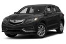 3/4 Front Glamour 2018 Acura RDX