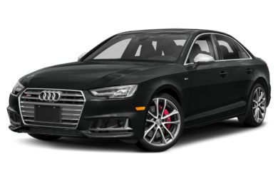 3/4 Front Glamour 2018 Audi S4