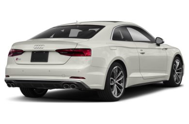 3/4 Rear Glamour  2018 Audi S5