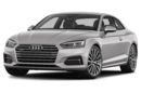 3/4 Front Glamour 2018 Audi A5