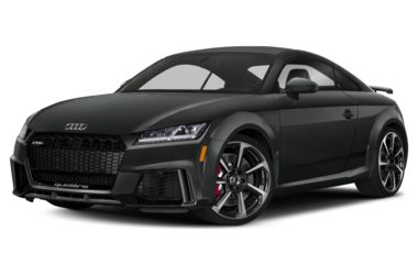 3/4 Front Glamour 2018 Audi TT RS