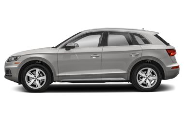 90 Degree Profile 2018 Audi Q5