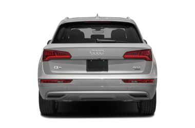 Rear Profile  2018 Audi Q5