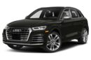 3/4 Front Glamour 2018 Audi SQ5