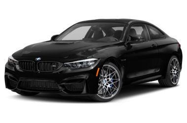 3/4 Front Glamour 2018 BMW M4