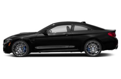 90 Degree Profile 2018 BMW M4
