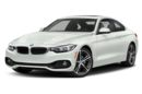 3/4 Front Glamour 2018 BMW 430