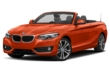 3/4 Front Glamour 2018 BMW 230