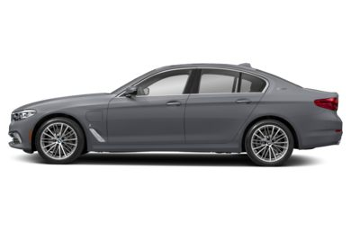 90 Degree Profile 2018 BMW 530e