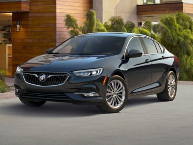OEM Exterior Primary  2018 Buick Regal