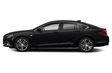 90 Degree Profile 2018 Buick Regal
