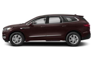 90 Degree Profile 2018 Buick Enclave