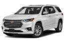 3/4 Front Glamour 2018 Chevrolet Traverse