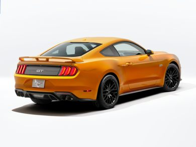 OEM Exterior  2018 Ford Mustang