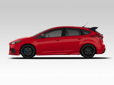 OEM Exterior  2018 Ford Focus RS
