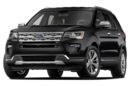 3/4 Front Glamour 2018 Ford Explorer