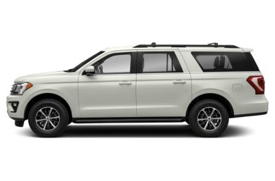 90 Degree Profile 2018 Ford Expedition