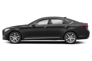 90 Degree Profile 2018 Genesis G80