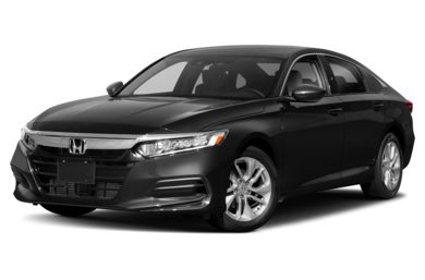 3/4 Front Glamour 2018 Honda Accord