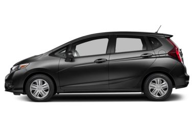90 Degree Profile 2018 Honda Fit