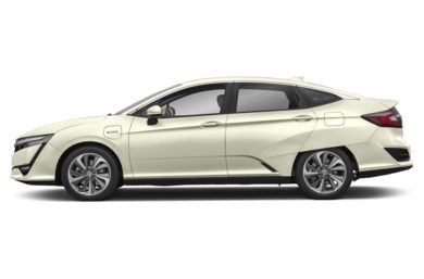 90 Degree Profile 2018 Honda Clarity Plug-In Hybrid