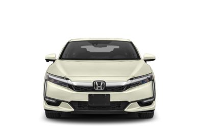 Rear Profile  2018 Honda Clarity Plug-In Hybrid