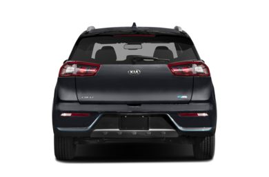 Rear Profile  2018 Kia Niro Plug-In Hybrid